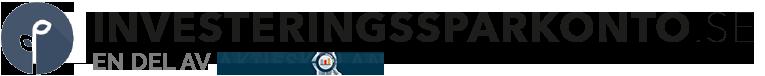 Investeringssparkonto och ISK konto logotyp